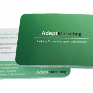 Business Card Design Wolverhampton